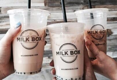 洋气点的奶茶店取名大全