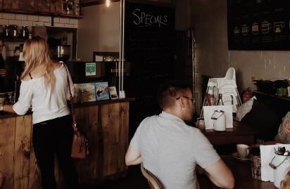咖啡厅名字大全高端大气